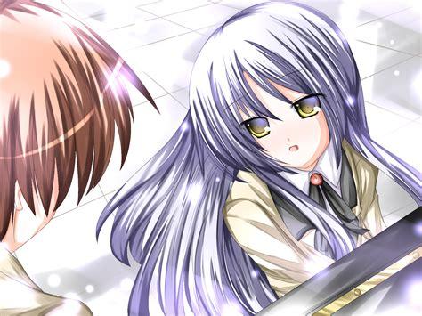 angel beats tachibana kanade yuzuru otonashi hd wallpaper