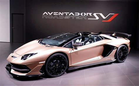 lamborghini aventador svj roadster cost lamborghini aventador svj roadster pricing for south africa