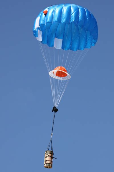 Military Tethered Tandem Bundle (MTTB) | Butler Parachute Systems