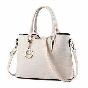 Sac De Luxe D Occasion : sac main femme de marque luxe cuir 2017 nouvelle mode sac bandouliere sac cuir blanc femme ~ Medecine-chirurgie-esthetiques.com Avis de Voitures
