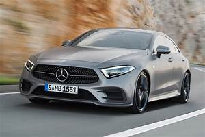 New 2018 Mercedes CLS prices, specs and pics Auto Express