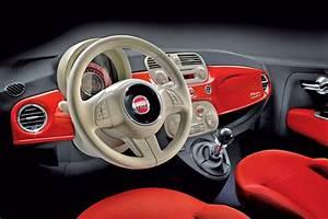 Fiat 500 Interieur : photos fiat 500 interieur fiat 500 ~ Gottalentnigeria.com Avis de Voitures