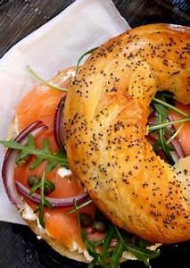 smoked salmon bagel recipe eatwell101