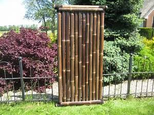 Zaun 150 Cm Hoch : bambuszaun asagi 180 cm hoch x 90 cm breit sichtschutz aus bambus bambuszaun sichtschutz ~ Frokenaadalensverden.com Haus und Dekorationen