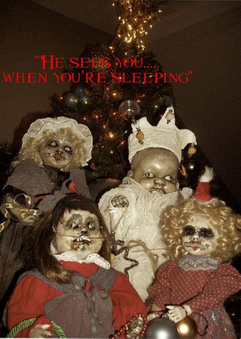 santas hellpers merry scary creepmas happy horrordays