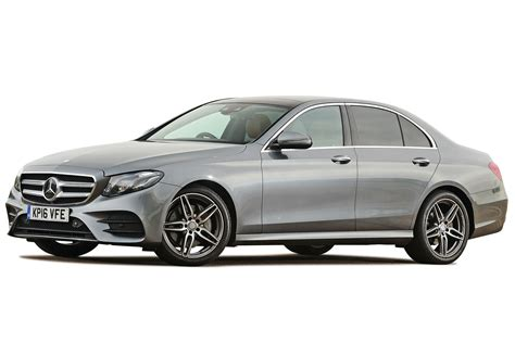 Mercedes E-Class saloon review   Carbuyer
