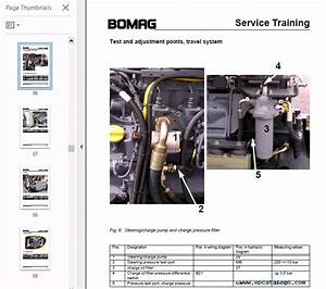Bomag Bw 177  179 Dh  Pdh