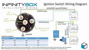 4 Wire Ignition Switch Wiring Diagram