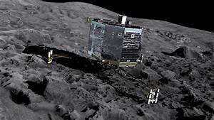 What Will Rosetta's Comet Look Like? How Artists Over The ...