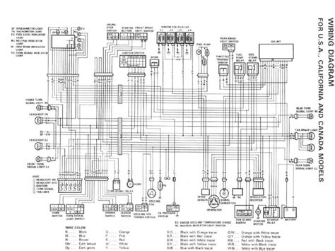 Gsxr 750 Wiring Diagram by 2007 Gsxr 600 Wiring Diagram Wiring Forums
