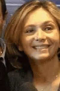 valerie pecresse smile gif valeriepecresse smile french