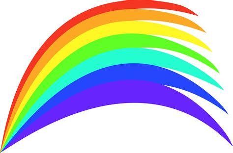 Clipart Rainbow Rainbow Clip Image Free 2019