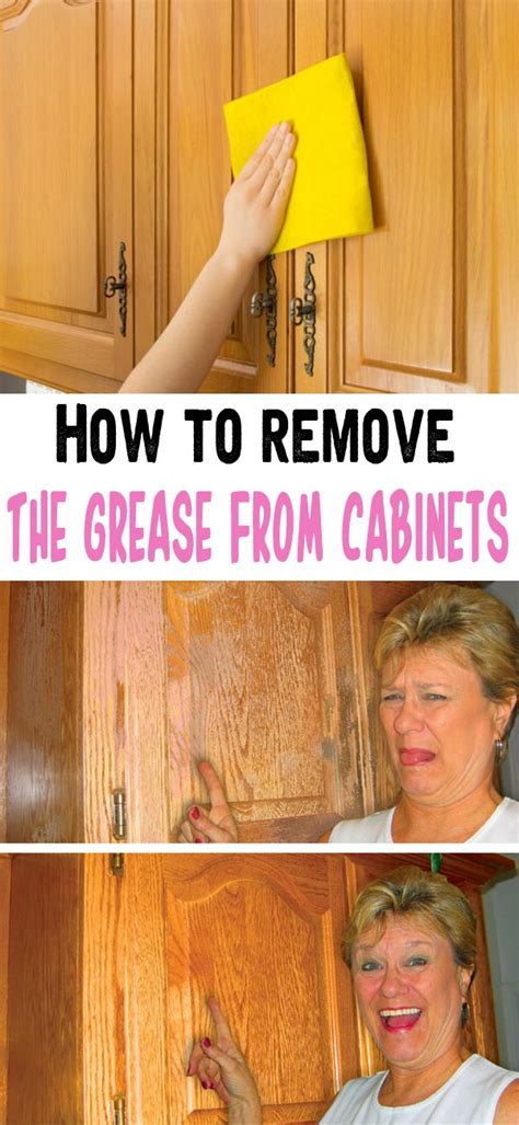 how to remove grease from kitchen cabinets the 988 best images about household tips on 9552
