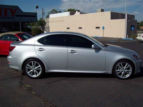 Lexus Is 250 0 60 by 2007 Lexus Is 250