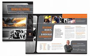 manufacturing engineering brochure template word publisher With engineering brochure templates free download