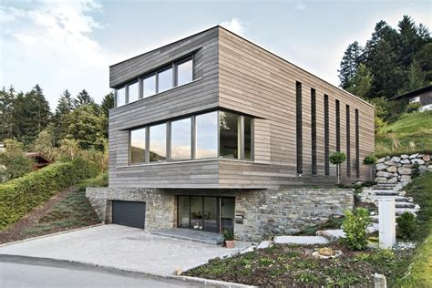 Moderne Haeuser Bauen Architektur Baustoffe Technik by Architektur Warum Sich Der Hausbau Mit Holz Wieder Lohnt