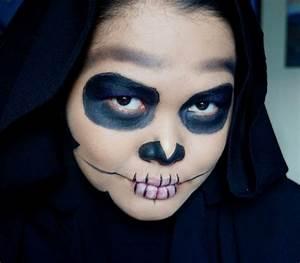 Maquillage Squelette Facile : le maquillage de halloween squelette inspirez vous pour ~ Dode.kayakingforconservation.com Idées de Décoration
