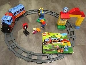 Eisenbahn Starter Set : lego duplo eisenbahn starter set 10507 elektrische lok mit ~ A.2002-acura-tl-radio.info Haus und Dekorationen