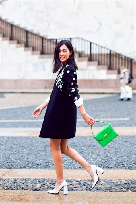 How to Wear Block Heels Trend u2013 Glam Radar