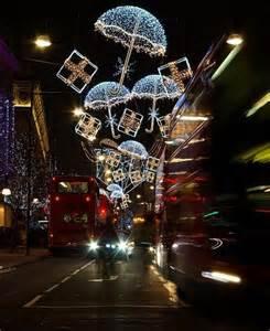 London Oxford Street Christmas
