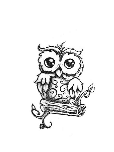 Owl tattoo designs baby-owl-tattoo-design – Gettattoed.com by Stephanie Patterson | WHI