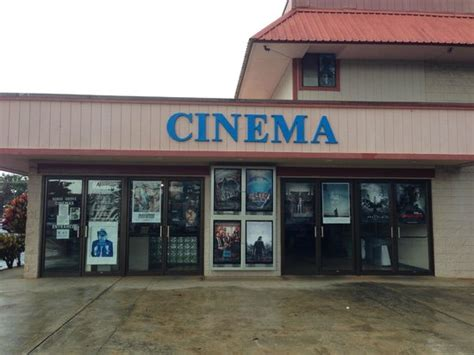 Grove Cinema by Kukui Grove Cinema