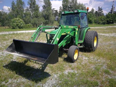 deere traktor kaufen deere 4610 traktor gebraucht kaufen auction premium
