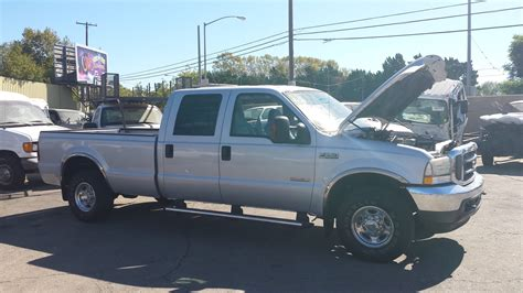 how does cars work 2003 ford f250 spare parts catalogs used parts 2004 ford f250 lariat 6 0l v8 5r110w torqshift subway truck parts inc auto