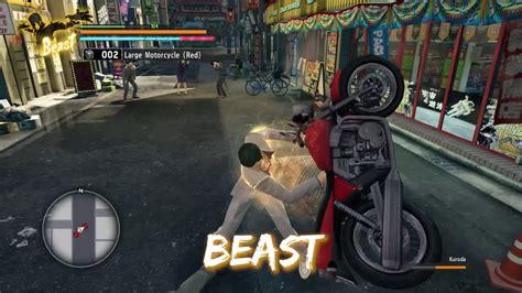 yakuza kiwami gameplay trailer youtube