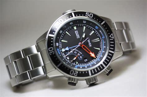 timex dive timex intelligent quartz depth thermo 46mm