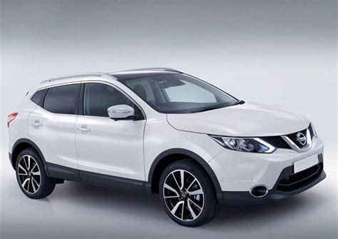 2019 Nissan Qashqai Usa Vs Rogue Review