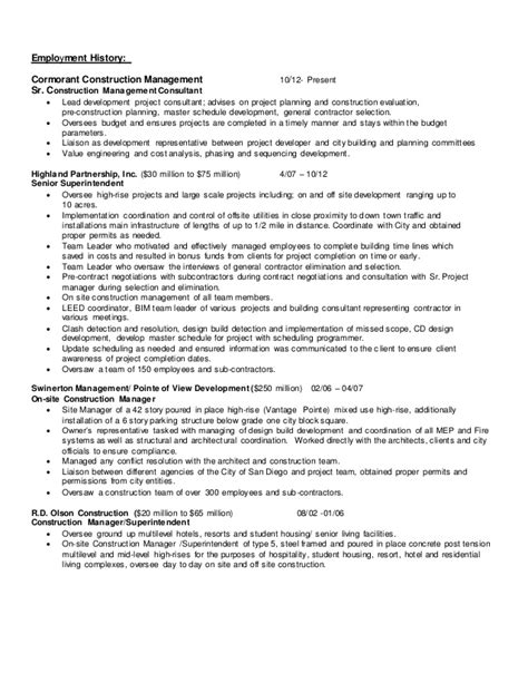 Resume Exles Construction Worker by Brilliant Term Papers Gt Custom Essays General Building