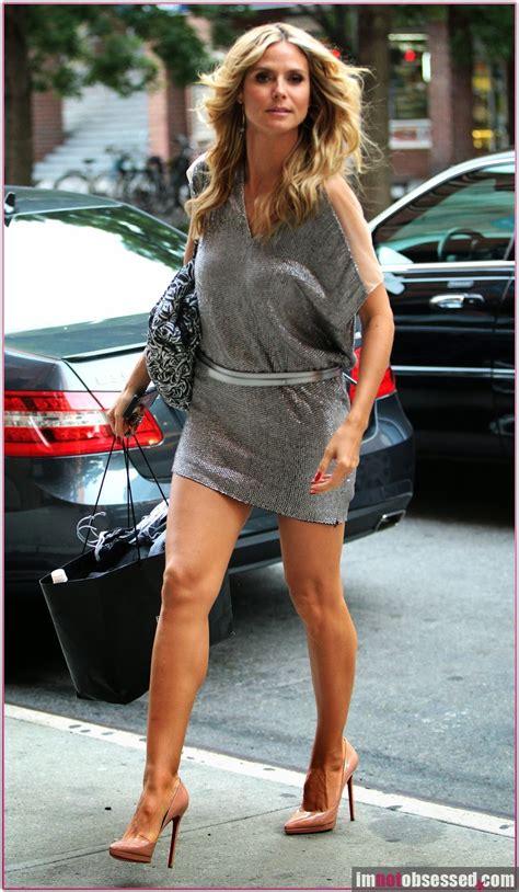 Heidi Klum Insurance For Her Beautiful Legs