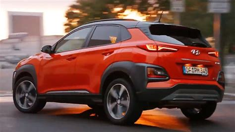 Hyundai Kona 2019 Picture by 2019 Hyundai Kona Interior Exterior Drive Features