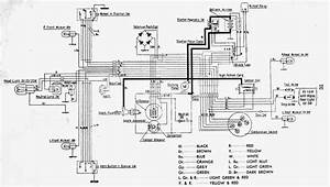 Wiring Diagrams And Free Manual Ebooks  Classic 1962 Honda C102 Wiring Diagram