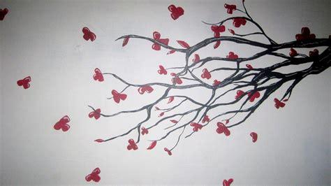 Collection of Pintar Un Arbol De Cerezo How To Paint A