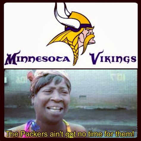 Vikings Suck Meme - lol vikings and packers on pinterest