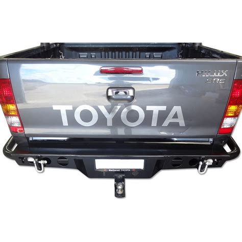 rear tow bar bumper for toyota hilux 2005 2014 buy tow bars 189276