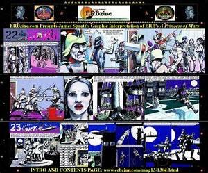 ERBzine 1301: Intro and Contents: A Princess of Mars