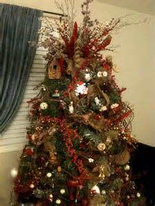 my rustic christmas tree 2012 for the home pinterest