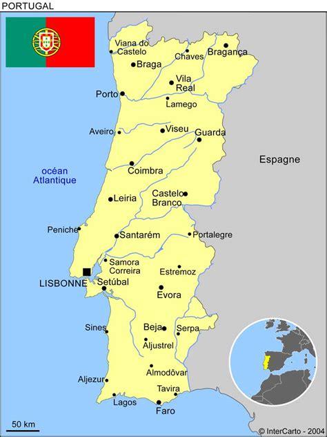 Cote Atlantique Espagne Carte by Info Carte Espagne Atlantique