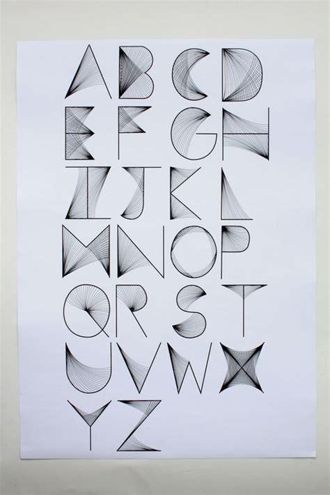 quigley maria  font typography alphabet