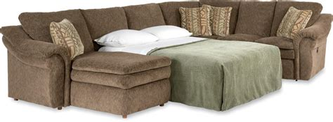 full sleeper sofa with chaise 4 piece sectional sofa with ras chaise and full sleeper by