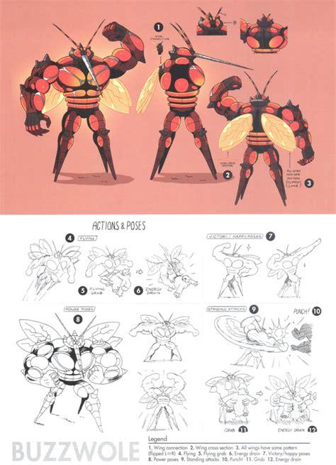 pokemon sunmoon ultra beasts concept art nintendo