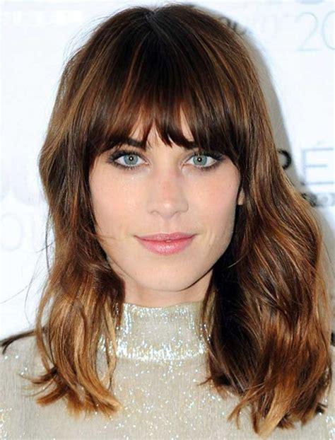 hair styles for best 25 thin hair bangs ideas on lob bangs 3766