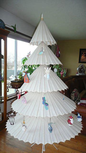 umbrella tree craft board pinterest christmas trees