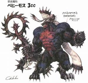 Behemoth King (Final Fantasy XIII) - The Final Fantasy ...