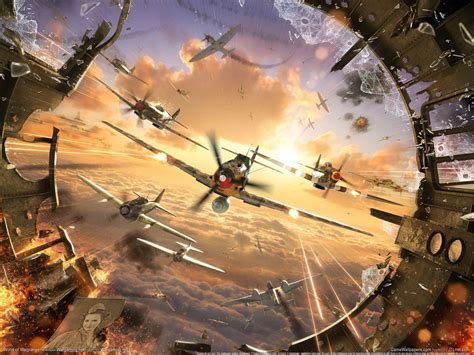 Ww2 Planes Wallpapers
