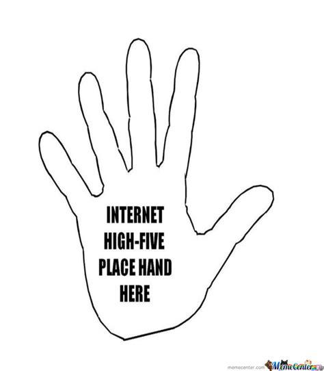 Meme High Five - high five by james14co meme center