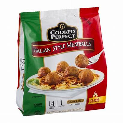 Meatballs Cooked Perfect Kroger Italian Ounce